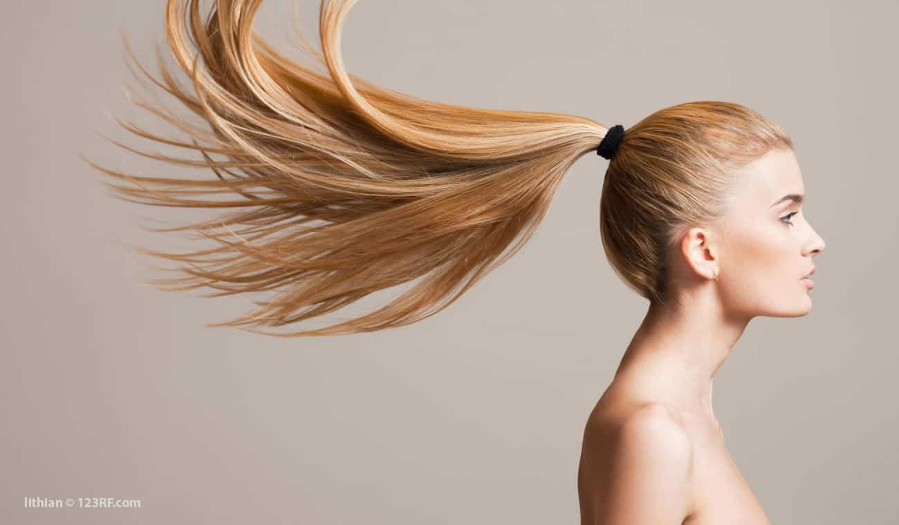 Haare freistellen